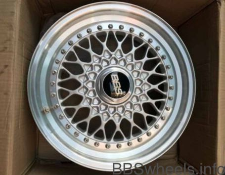 BBS RS008 wheels