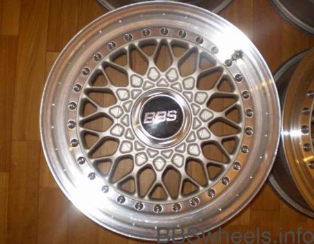 BBS RS 058 wheels