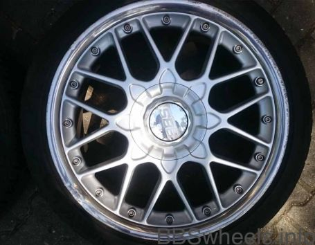 BBS RSII 710 Wheels
