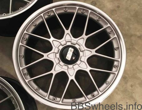 bbs rsII 709 wheels