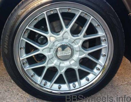 BBS RSII 704 wheel rim