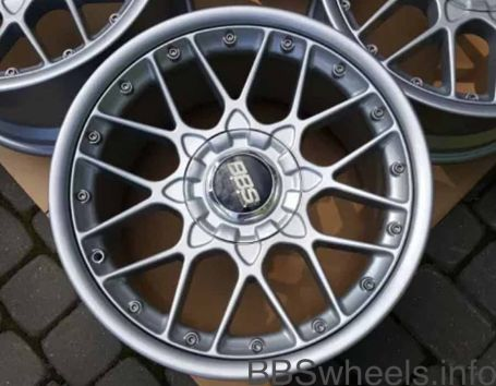 BBS RS2 711 wheels