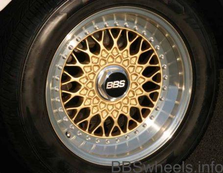 BBS RS009 wheels