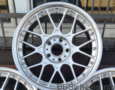 bbs RSII 700 wheels