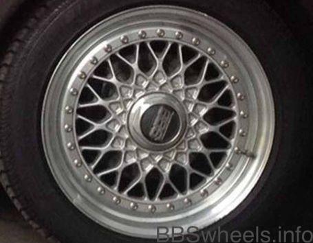 BBS rs016 wheels