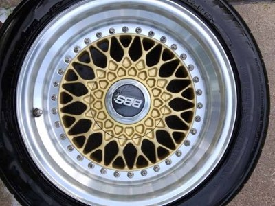 BBS rs014 wheels