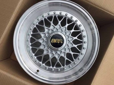 BBS rs003 wheels