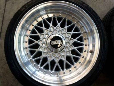 BBS RS066 wheels