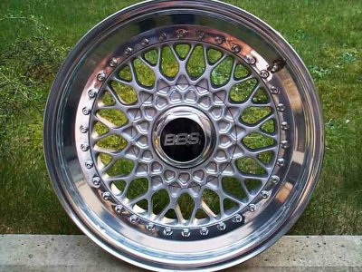 BBS RS057 wheels