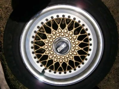 BBS-RS005 wheels