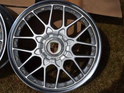 BBS RSII 707 wheels