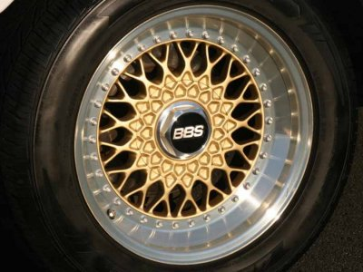 BBS RS009 wheels