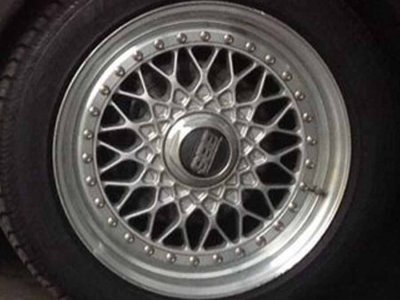 BBS rs016 wheels