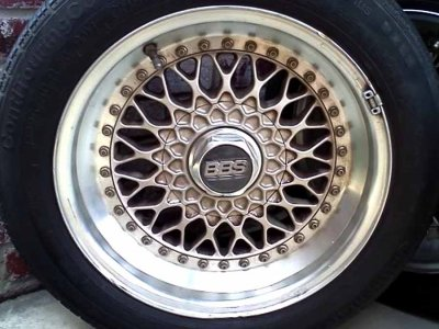 BBS RS 021 wheels