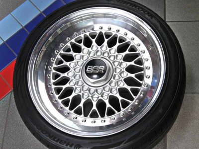 BBS RS022 wheels
