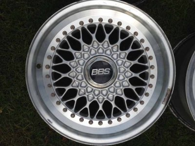 BBS rs 032 wheels